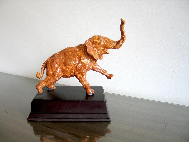 1号大象背面